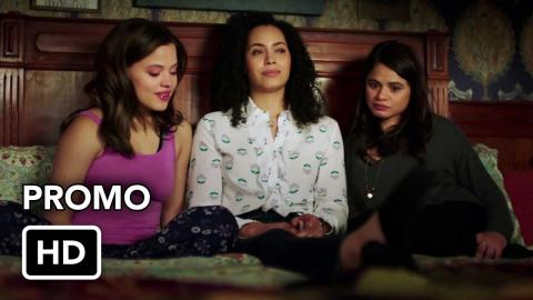 """Charmed (The CW) """"One Powerful Bond"""" Promo HD - 2018 Reboot"""