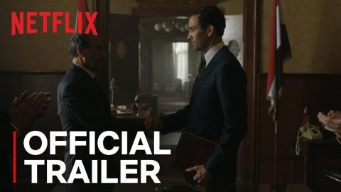 The Angel   Official Trailer [HD]   Netflix