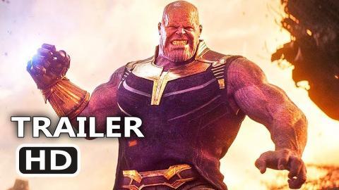 "AVENGERS INFINITY WAR ""Master Thanos"" Trailer (2018) Marvel Superhero Movie HD"