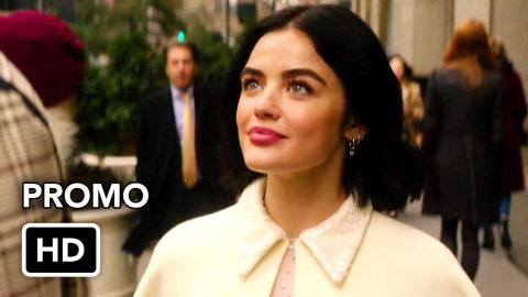 """Katy Keene 1x05 Promo """"Song for a Winter's Night"""" (HD) Lucy Hale, Ashleigh Murray Riverdale spinoff"""