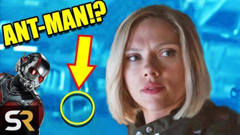 Marvel Theory: Ant-Man Was Hidden Throughout The Avengers Endgame Trailer