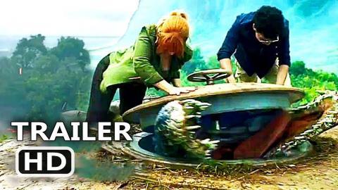 "JURАSSІC WΟRLD 2 "" Furious Indoraptor"" Trailer (2018) Chris Pratt Movie HD"