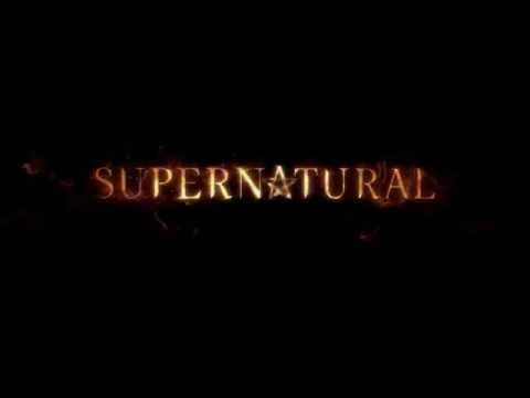 Supernatural : Season 2 - Opening Credits / Intro / Title Card