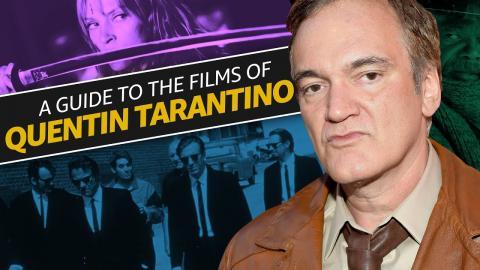 Directors Trademarks: Quentin Tarantino