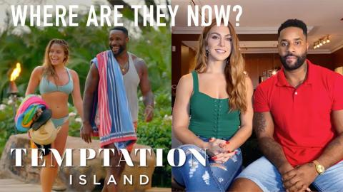Are Nicole And Karl Back Together? | Where Are They Now | Temptation Island | USA Network