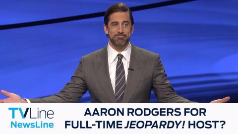 Aaron Rodgers For Full-Time 'Jeopardy!' Host? | NewsLine