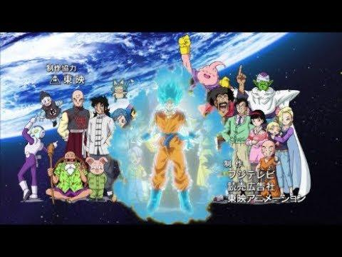 Dragon Ball Super : Opening Credits / Intro (2)