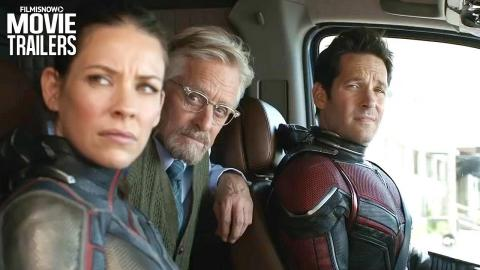 """ANT-MAN AND THE WASP """"Fun"""" Spot + Trailer NEW (2018) - Marvel Superhero Movie"""