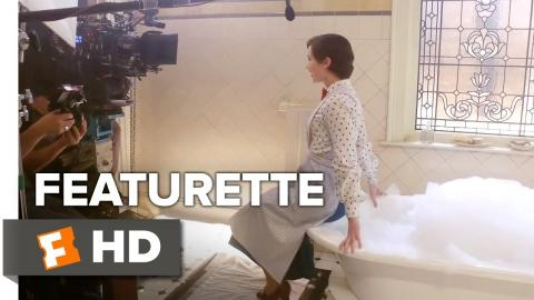 Mary Poppins Returns Featurette - Magic Bathtub (2018) | Movieclips Coming Soon