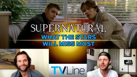 Jensen & Jared: What We'll Miss Most | SUPERNATURAL Final Season Interview Part 4 | TVLine