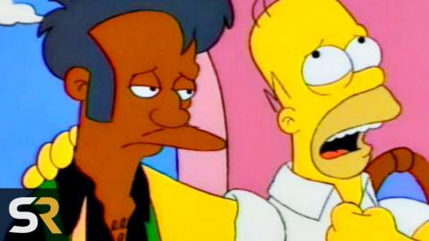 10 Painfully Racist Moments The Simpsons Want You To Forget