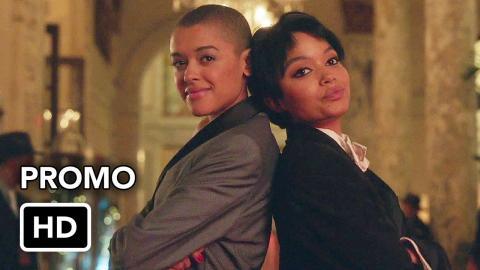 "Gossip Girl 1x05 Promo ""Hope Sinks"" (HD) HBO Max series"