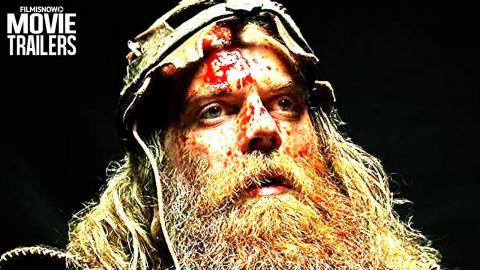 THE HEAD HUNTER Trailer (Horror 2019) - Viking Monster Movie