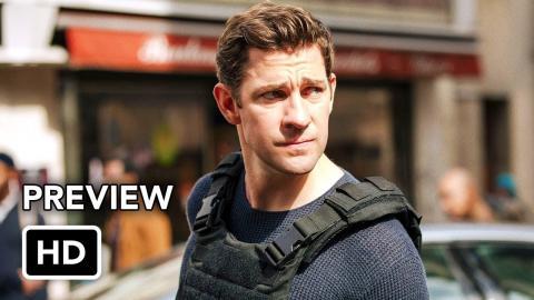 "Tom Clancy's Jack Ryan (Amazon) ""Authenticity"" Featurette HD - John Krasinski action series"