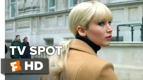 Red Sparrow TV Spot - The Ride Won't Stop (2018) | Movieclips Coming Soon