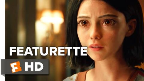 Alita: Battle Angel Featurette - The Making of Alita (2019) | Movieclips Coming Soon