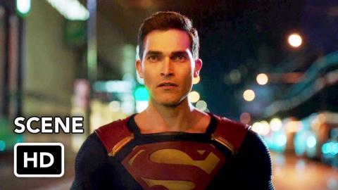 DCTV Elseworlds Crossover Clip - Amazo Fight (HD) Superman, Flash, Arrow, Supergirl