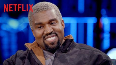 Kanye West Remembers His Mother | My Next Guest Needs No Introduction With David Letterman | Netflix