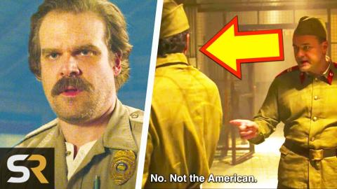 """5 Stranger Things Characters That Could Be """"The American"""""""