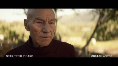 'Star Trek: Picard'   Comic-Con Trailer