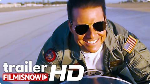 TOP GUN 2: MAVERICK (2020) Trailer SDCC | Tom Cruise Movie