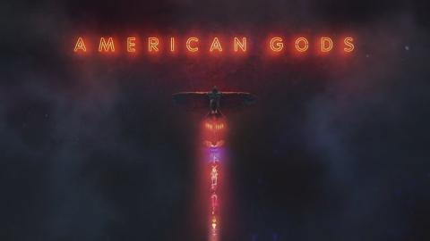 American Gods : Season 3 - Official Opening Credits / Intro (Starz' series) (2021)