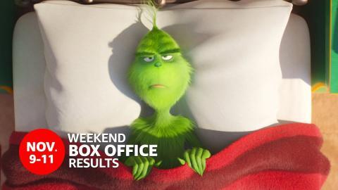 Weekend Box Office   Nov. 9-11