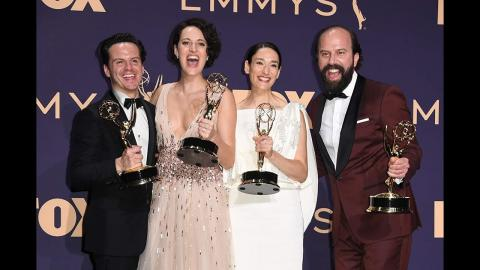 Phoebe Waller-Bridge Had 'No Expectations' on Emmys Night Before Winning Big