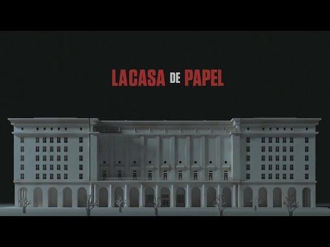 LA CASA DE PAPEL : Parte 5 - Official Opening Credits / Intro (Netflix' series) (2021)