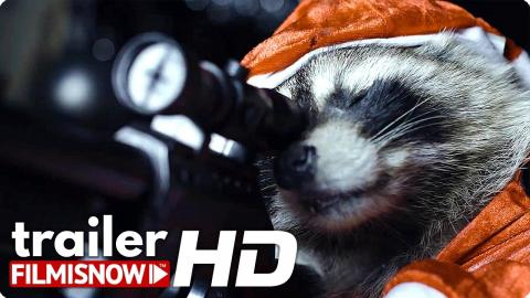 KILLER RACCOONS 2: DARK CHRISTMAS IN THE DARK Trailer (2020) Action Comedy Movie