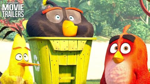 THE ANGRY BIRDS MOVIE 2 Teaser Trailer (Animation 2019)