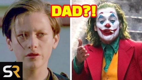 Joker Is John Connor's Father From Terminator