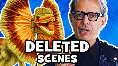 10 DELETED & BANNED Scenes From Jurassic World Fallen Kingdom