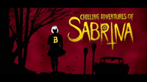 Chilling Adventures of Sabrina : Season 1 - Official Intro / Opening Credits (Netflix' series)