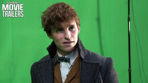 "Fantastic Beast and Where To Find Them | ""VR Experience"" Trailer with Eddie Redmayne"