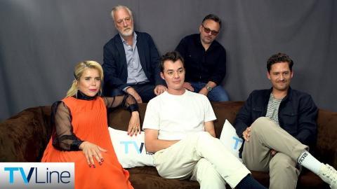 Pennyworth Cast Previews Batman Prequel Series