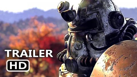 FALLOUT 76 EXTENDED Trailer (2018) E3 2018 Game HD