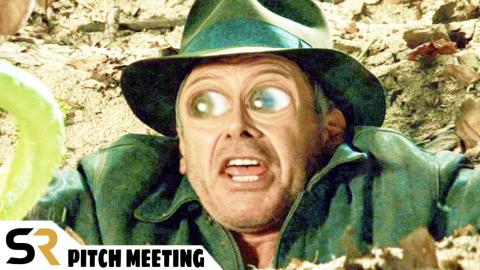 Indiana Jones and the Kingdom of the Crystal Skull Pitch Meeting