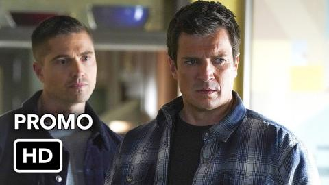 "The Rookie 1x17 Promo ""The Shake Up"" (HD) Nathan Fillion series"