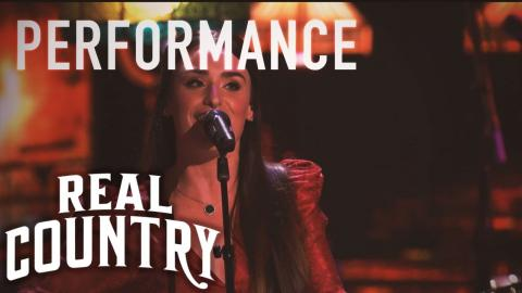 """Real Country   FIRST LOOK - The Young Fables Perform """"Two More Bottles of Wine""""   on USA Network"""