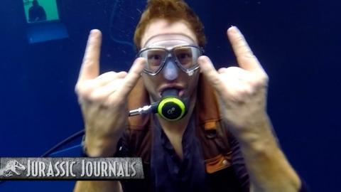 Chris Pratt's Jurassic Journals: Pete Harcourt (HD)
