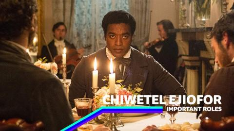 Chiwetel Ejiofor Roles | IMDb NO SMALL PARTS