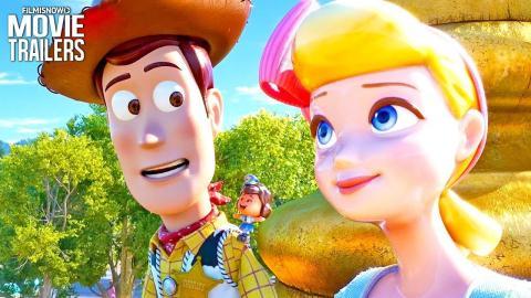 TOY STORY 4 Trailer (Animation 2019) - Tom Hanks Disney Pixar Movie