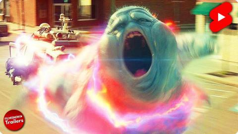 Did you spot this GHOSTBUSTERS Easter Egg in the new Afterlife trailer??  #shorts