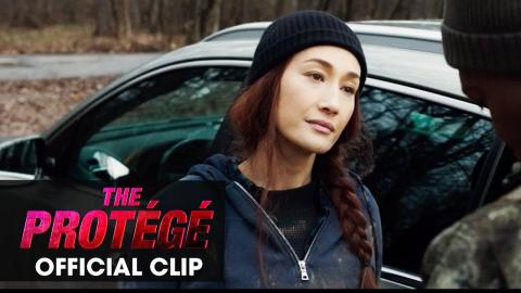 "The Protégé (2021 Movie) Official Clip ""Your Leak Has Been Fixed"" – Samuel L. Jackson, Maggy Q"