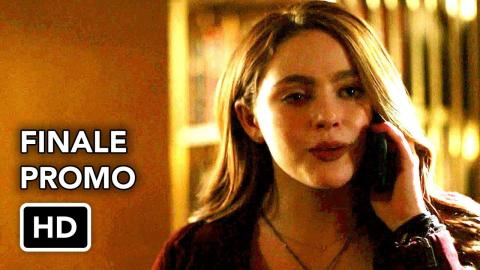 """Legacies 1x16 Promo """"There's Always a Loophole"""" (HD) Season Finale The Originals spinoff"""