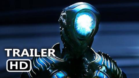 LOST IN SPACE Official Trailer # 3 (2018) Alien Netflix Series HD