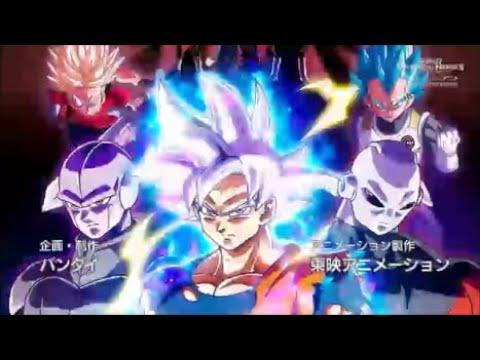 Super Dragon Ball Heroes : Opening Credits / Intro #2 (Episode 7 - 12)