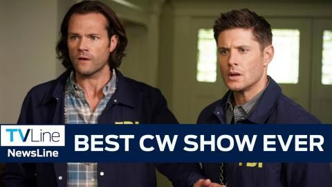 'Supernatural' Is Voted Best CW Show Ever!   NewsLine
