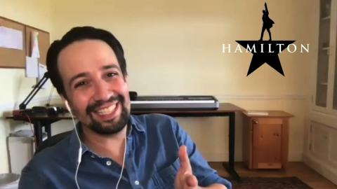 Hamilton Cast's Proudest Moments and Movies That Mattered Most to Them | EXTENDED INTERVIEW